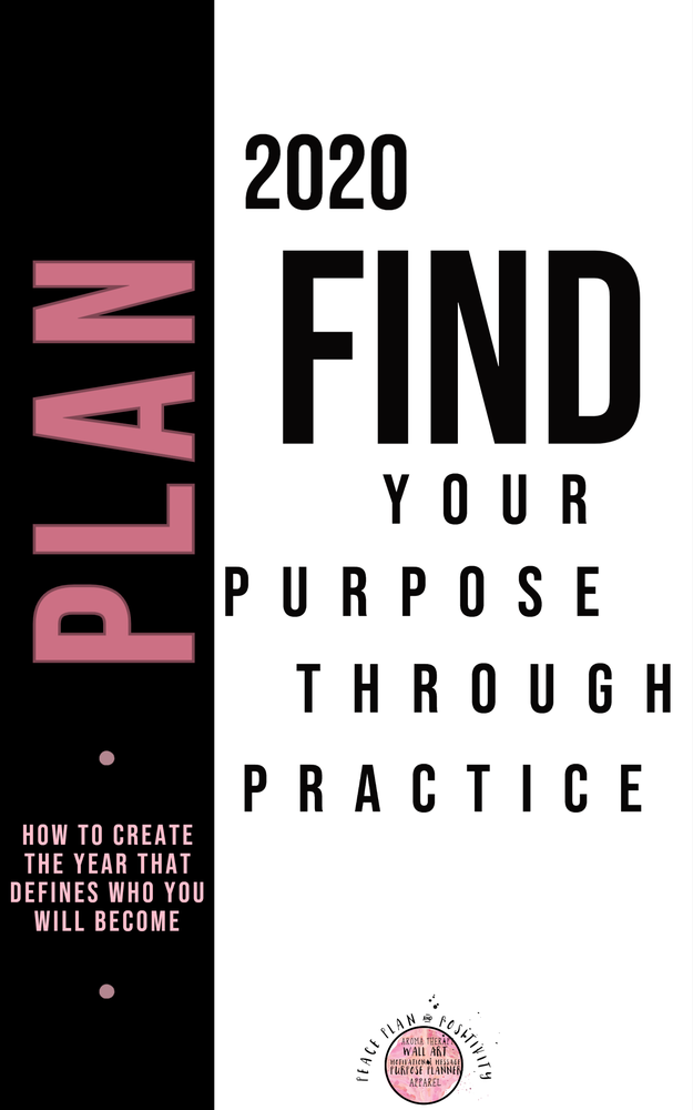 Image of Plan Your Purpose 2020 Digital E-Book