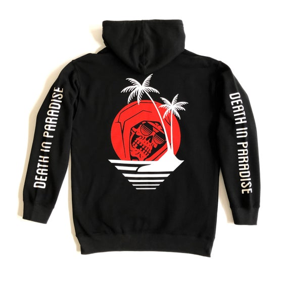 Image of DEATH IN PARADISE 2.0 SWEATSHIRT