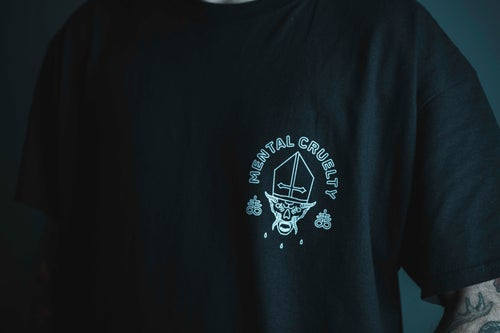 Image of SATANIC PRIEST Shirt SALE