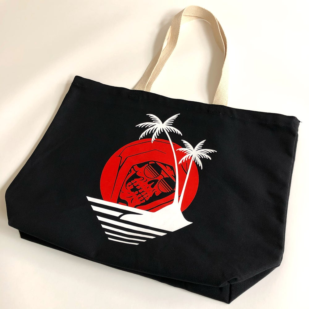 Image of DEATH IN PARADISE 2.0 TOTE