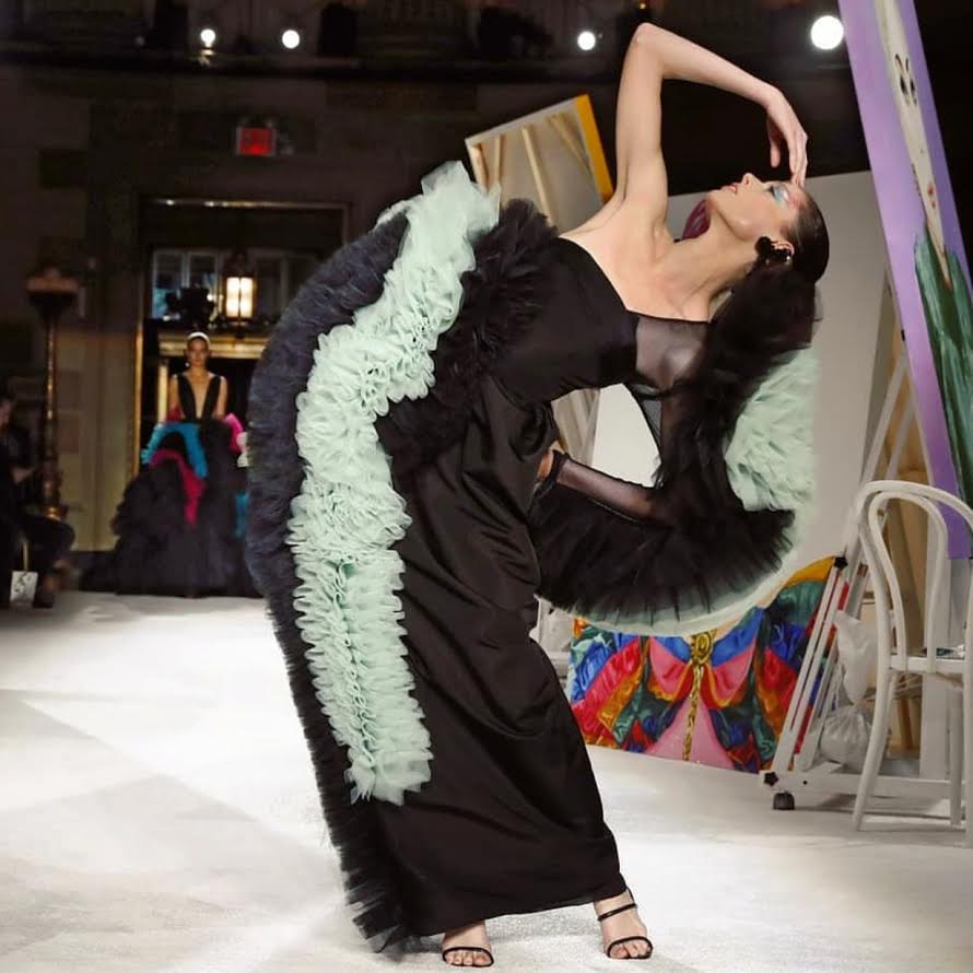 "Image of Christian Siriano Fall/Winter 2020 ""Original"" Fashion Week Experience"