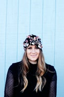 Image 3 of Top Knot Turban Style Headwrap for Women