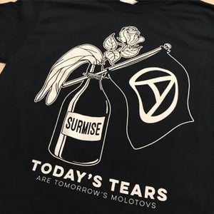 Image of Today's Tears t-shirt