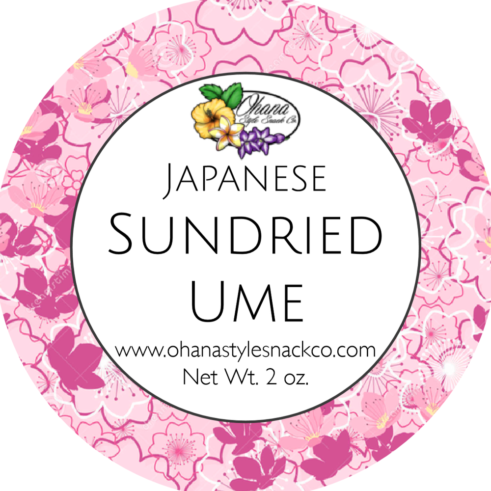 Image of Japanese Sundried Ume
