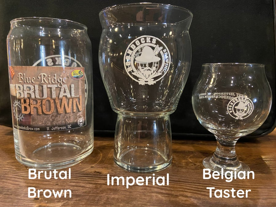 Image of Boondocks Glassware