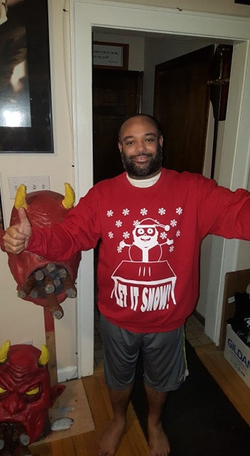 Image of LET IT SNOW SWEATER (IN STOCK)