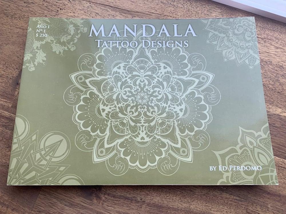 Image of Mandala Book by Ed Perdomo