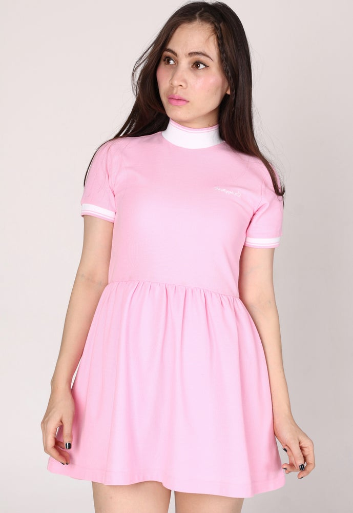 Image of Pre Order - Babygirl Polo Dress