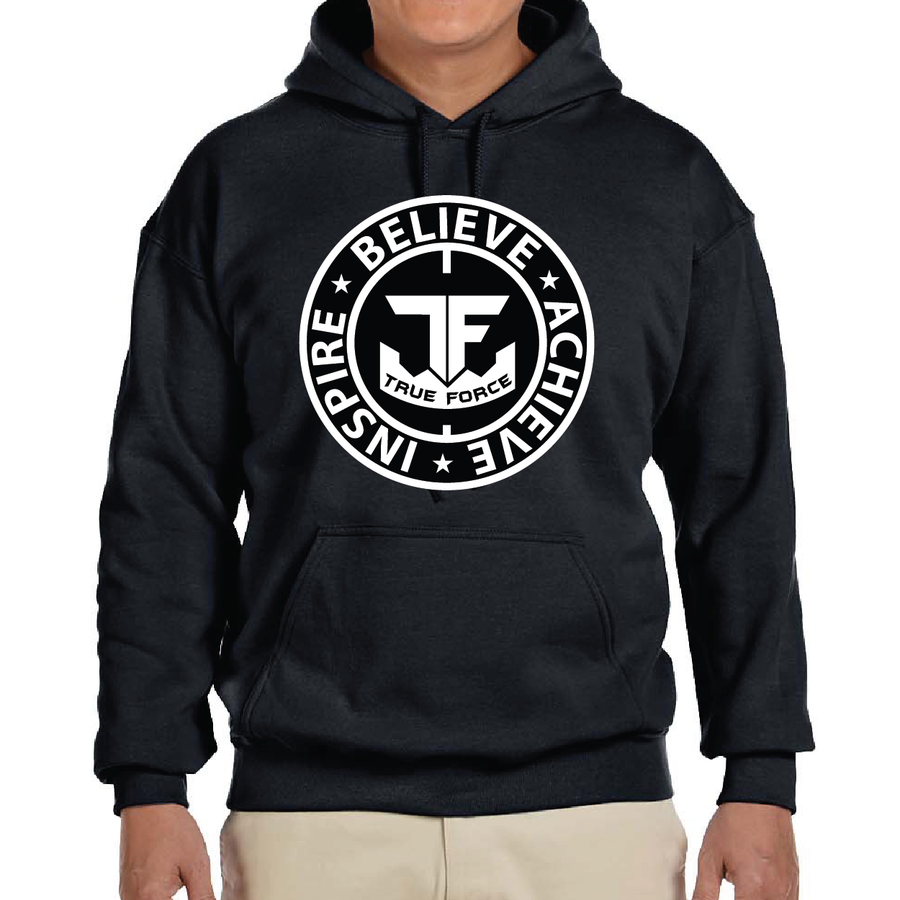 Image of The Shield Pull Over Hoodie