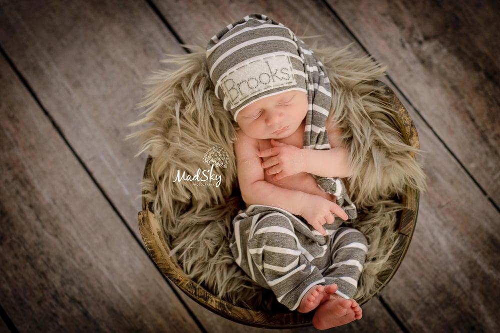 Image of Deposit Newborn Session
