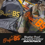 Image of PROJECTB5 - Drawstring Backpack