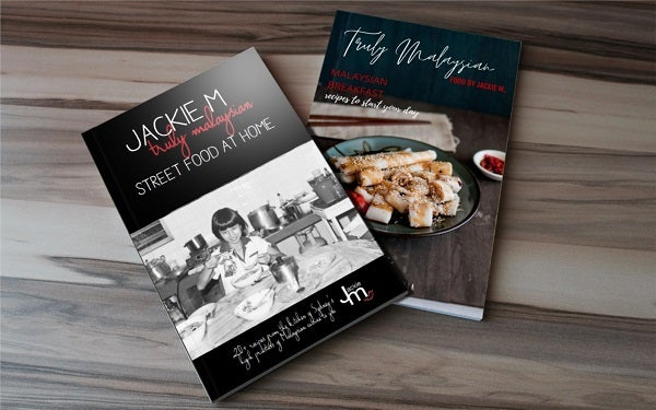 Image of 2 x Truly Malaysian Cookbooks FREE