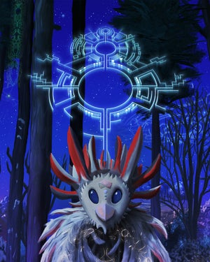 Image of Angel of Nightmares Gallery Matte Prints
