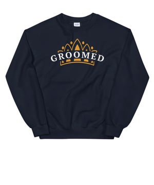 Image of GROOMED ROYALTY SWEATER1
