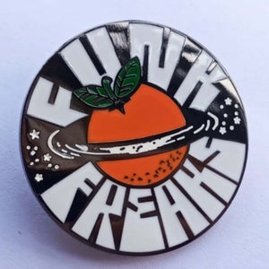 Image of Pre sale Naranja seal soft enamel