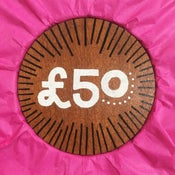 Image of £50 Wooden Gift Token