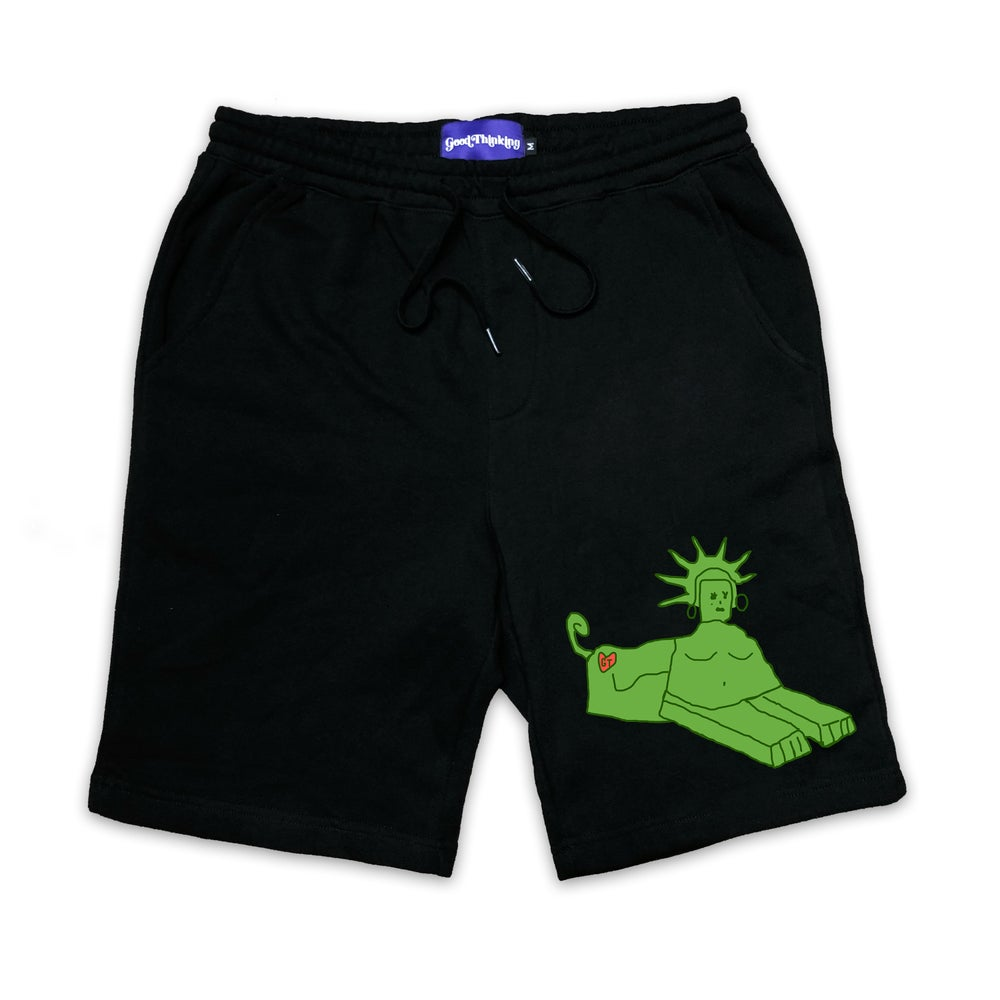 Image of Sphinx Fleece Shorts