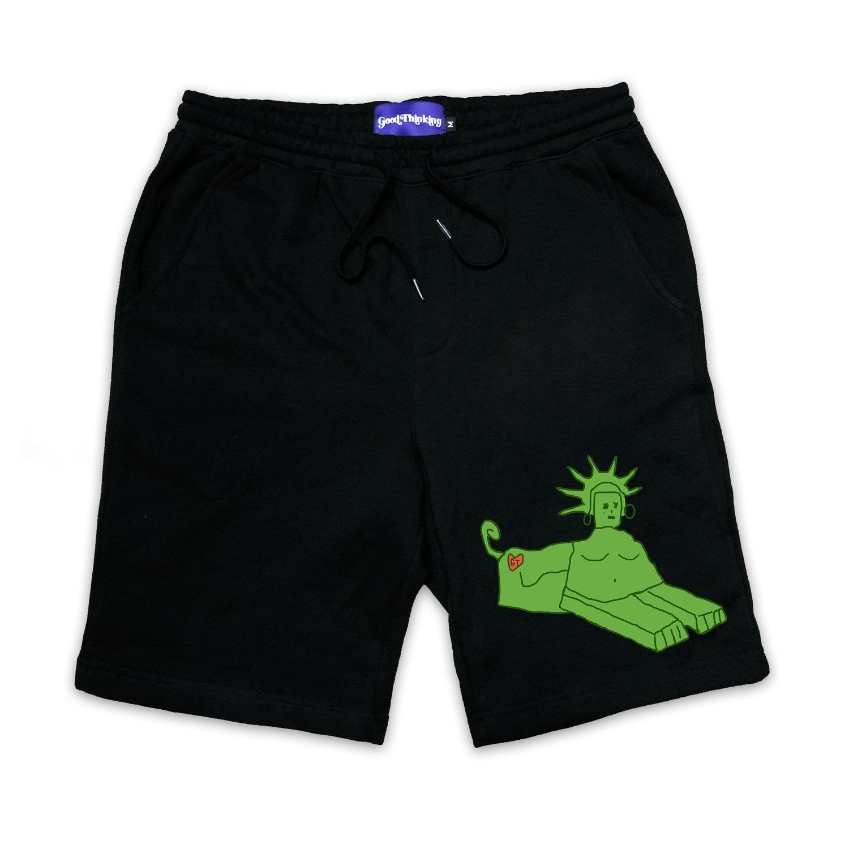 Image of Sphinx Fleece Shorts