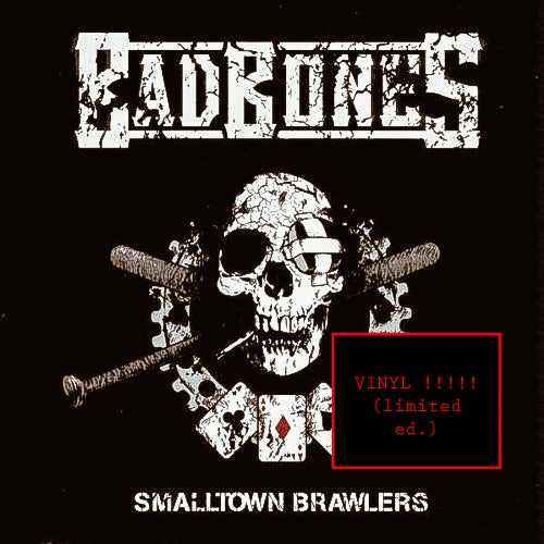 Image of Smalltown Brawlers Vinyl LP Special Edition