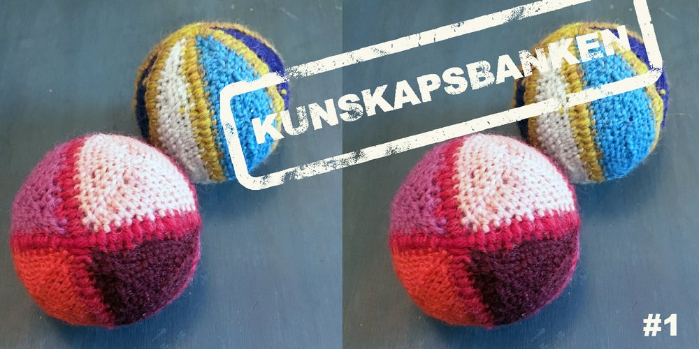 Image of KUNSKAPSBANKEN #1 - SINGLADE BOLLAR