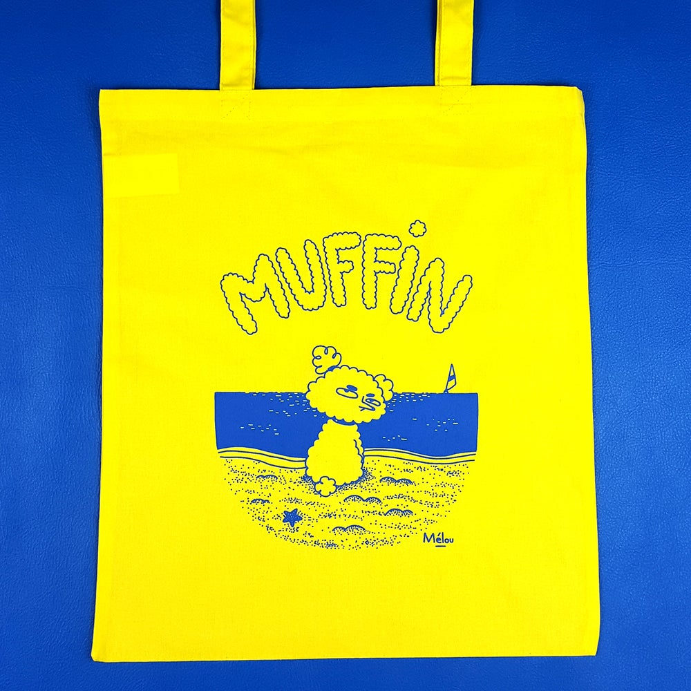 Image of Tote bag Muffin