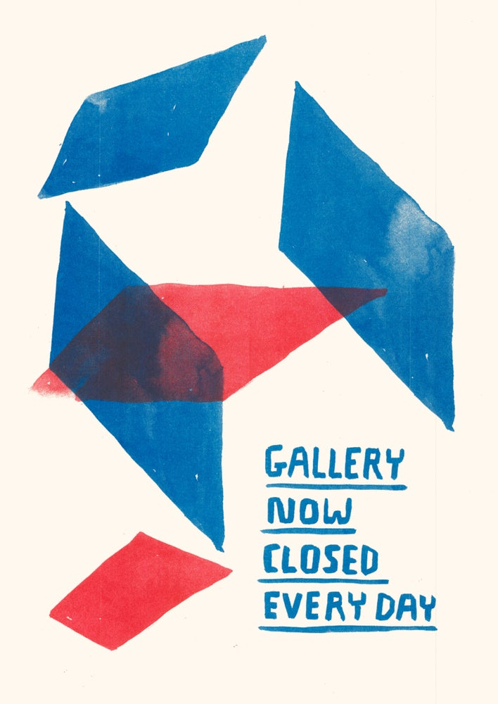 Image of Gallery now closed everyday