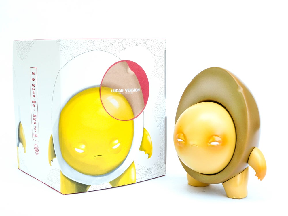 Image of Mr. Yolk【 Ludan Version 】