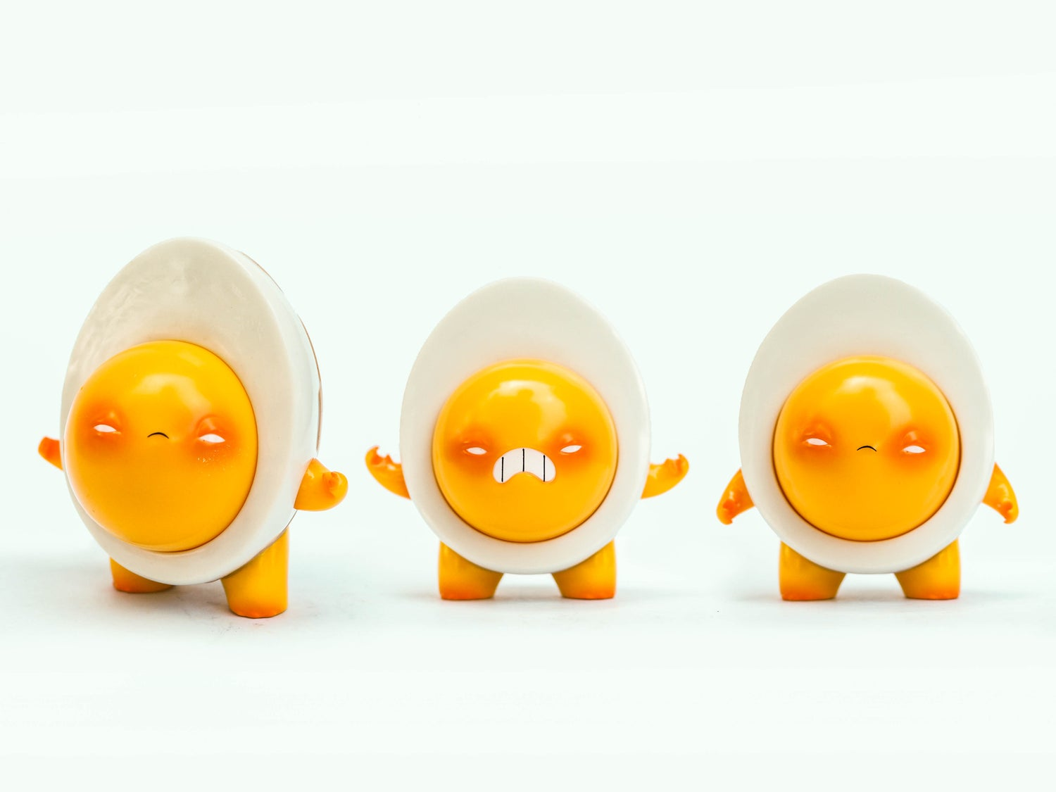 Image of Mr. Yolk【 Soft Vinyl Original Version 】