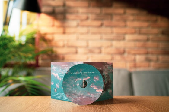 Image of CD ecopack of 'Nothing Lasts, Nothing's Lost'