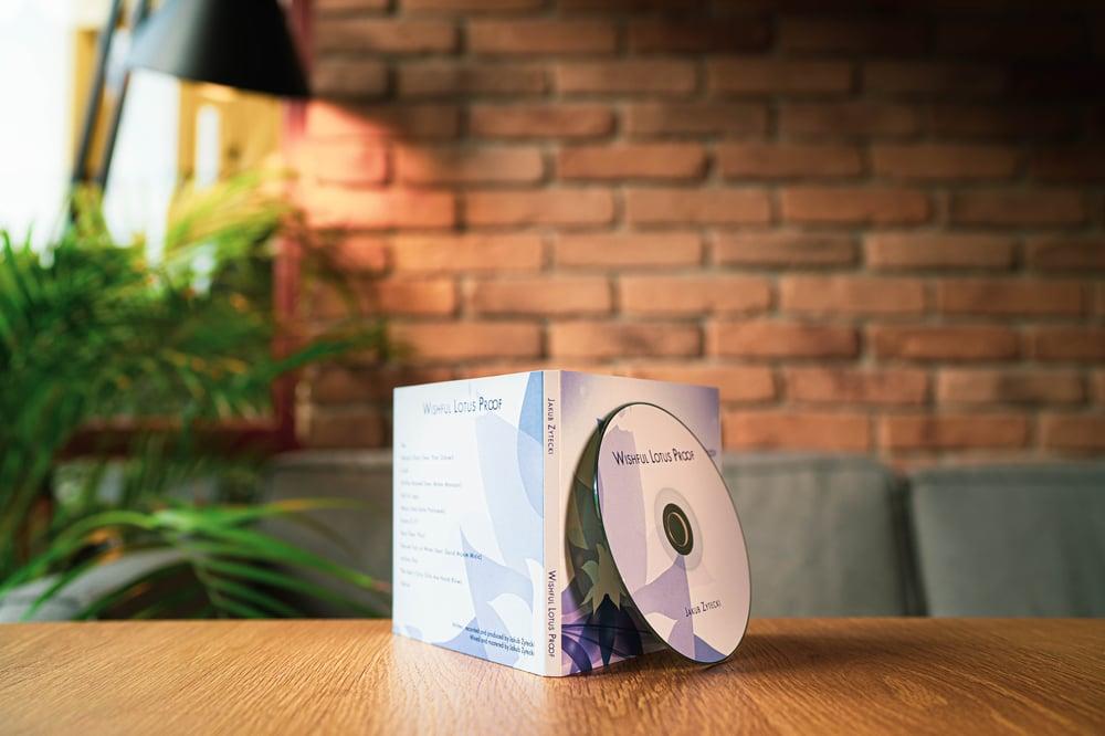 Image of Wishful Lotus Proof CD [DIGIPACK]