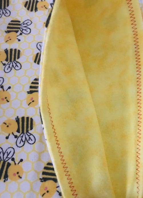 Image of Reversible Receiving Blanket