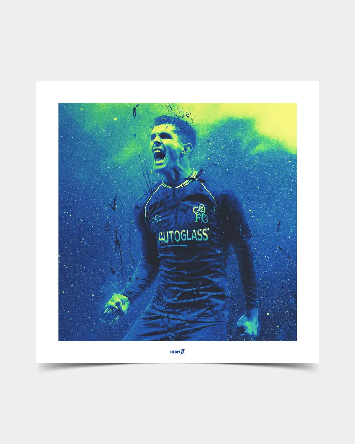 Image of Pulisic x 1999 Flare Print
