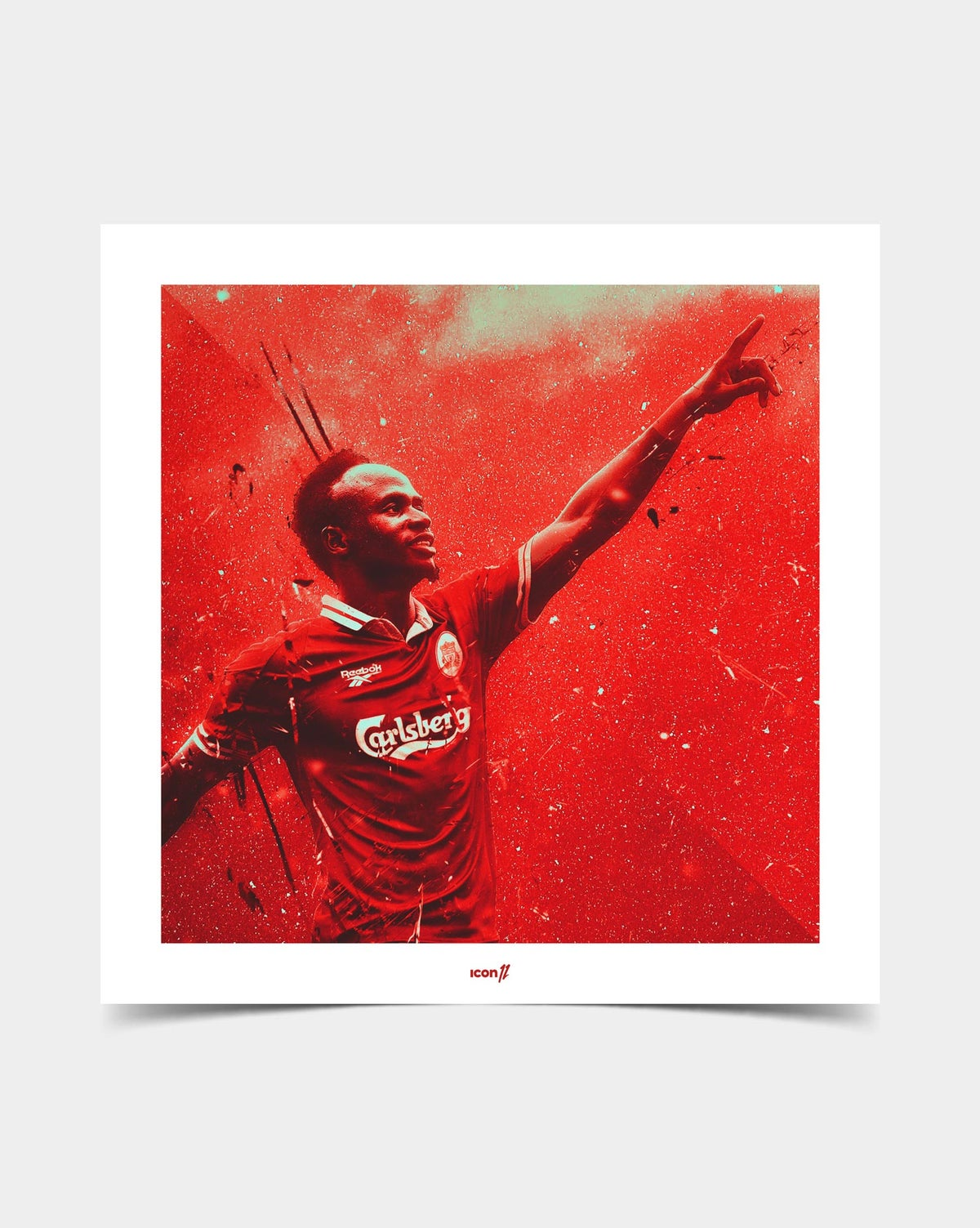 Image of Mané x 1997 Flare Print