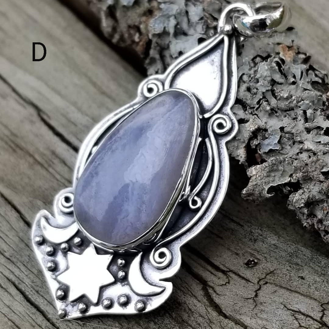Image of Romany Collection Pendants in Sterling