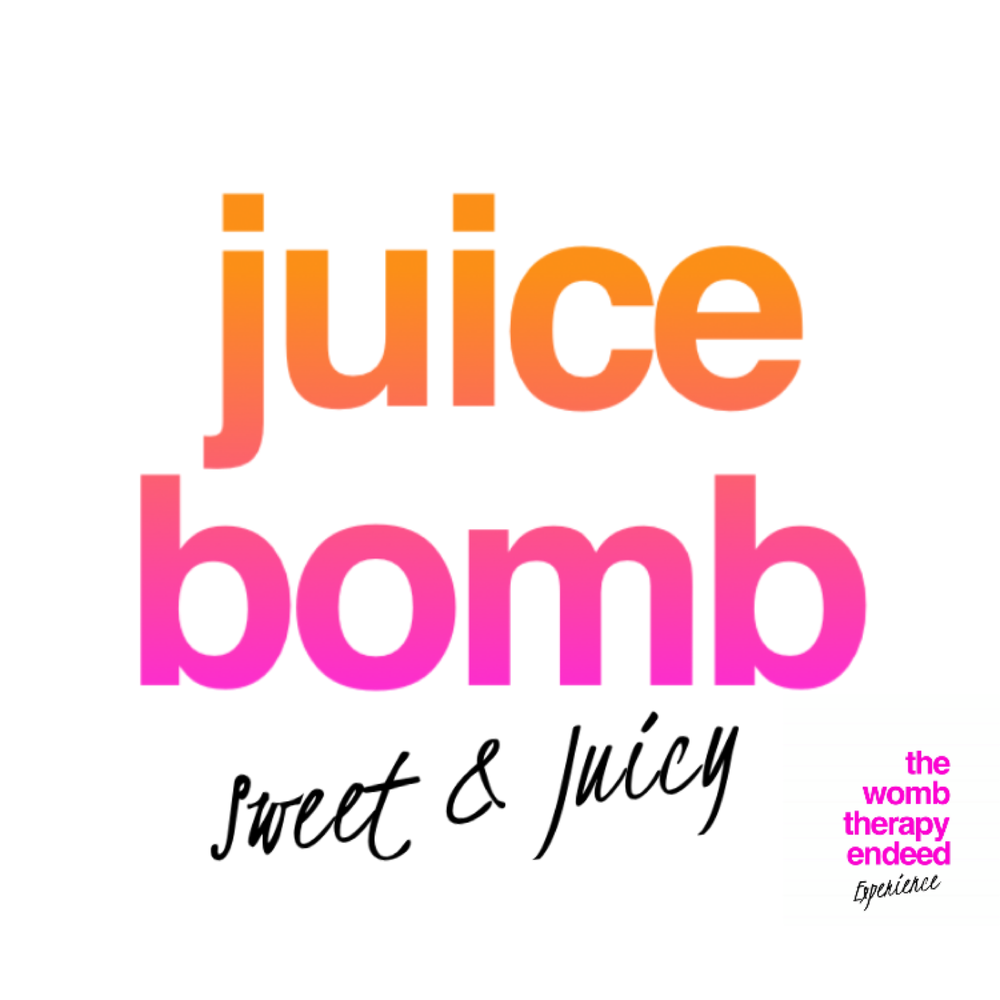 Image of JUICE BOMB - TRIAL RUN NOT RESTOCKING ANYTIME SOON