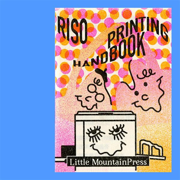 Image of Riso Printing Handbook