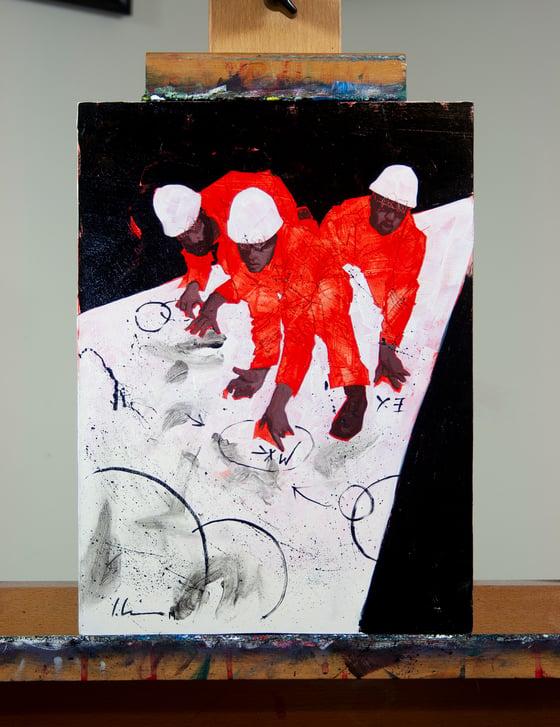 Image of Plunge #2 (Study)