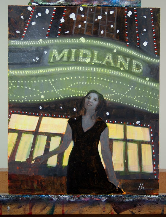 Image of Martina McBride (study)