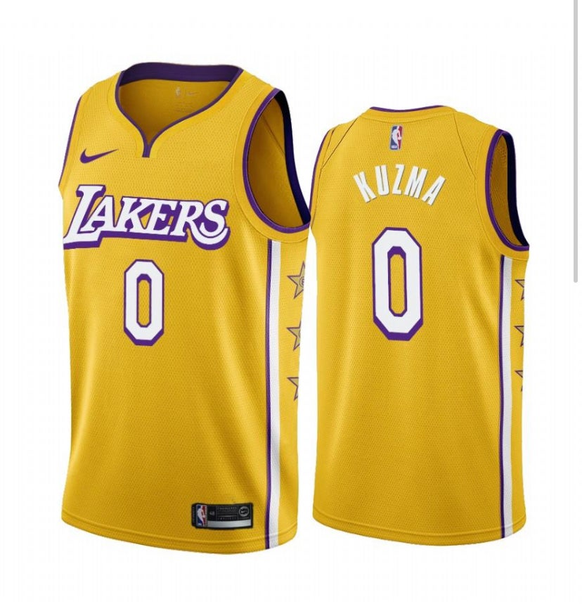 Image of Kuzma Lakers city edition
