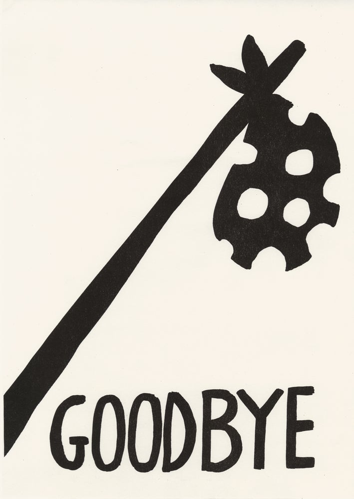 Image of Goodbye