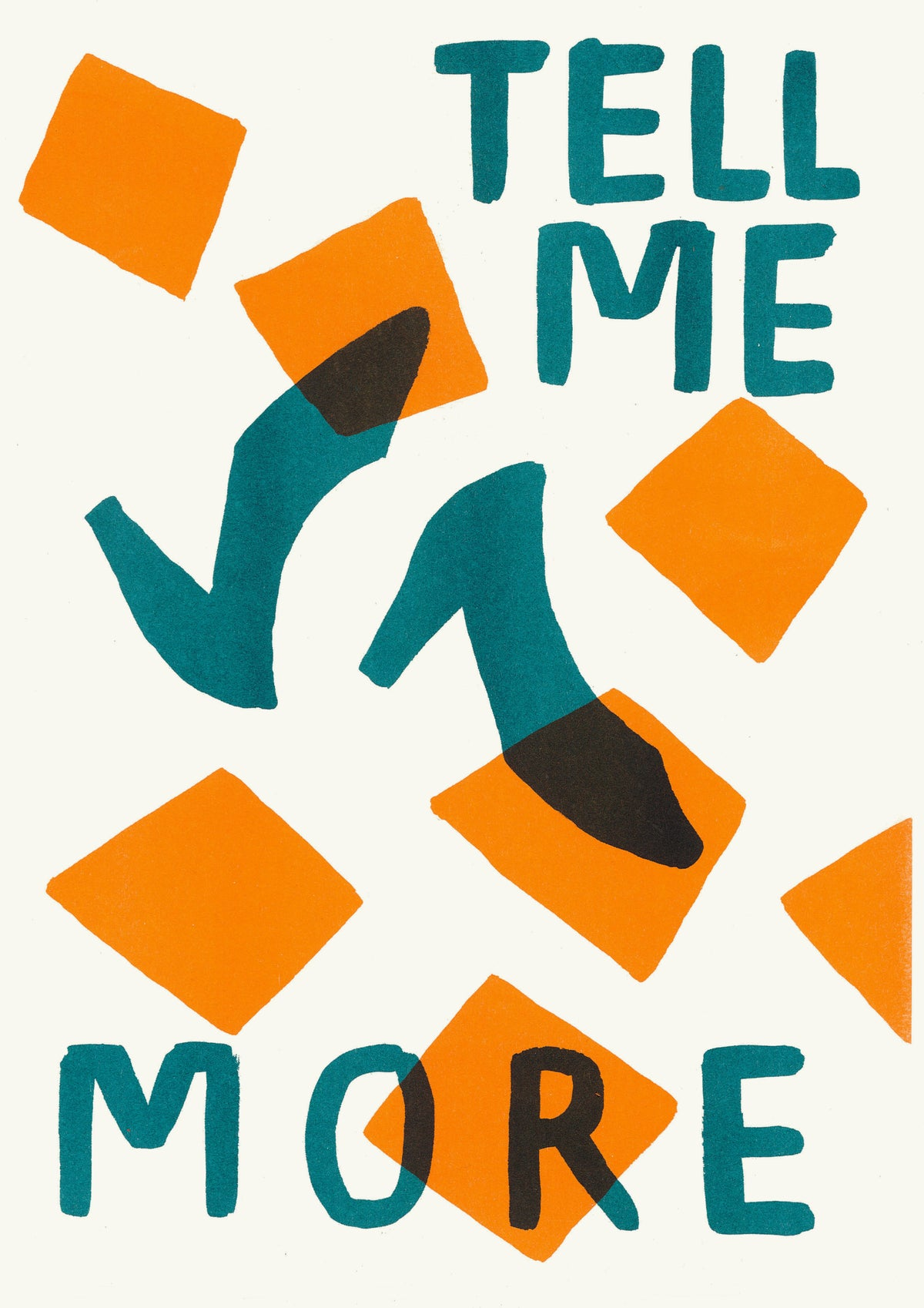 Image of Tell me more