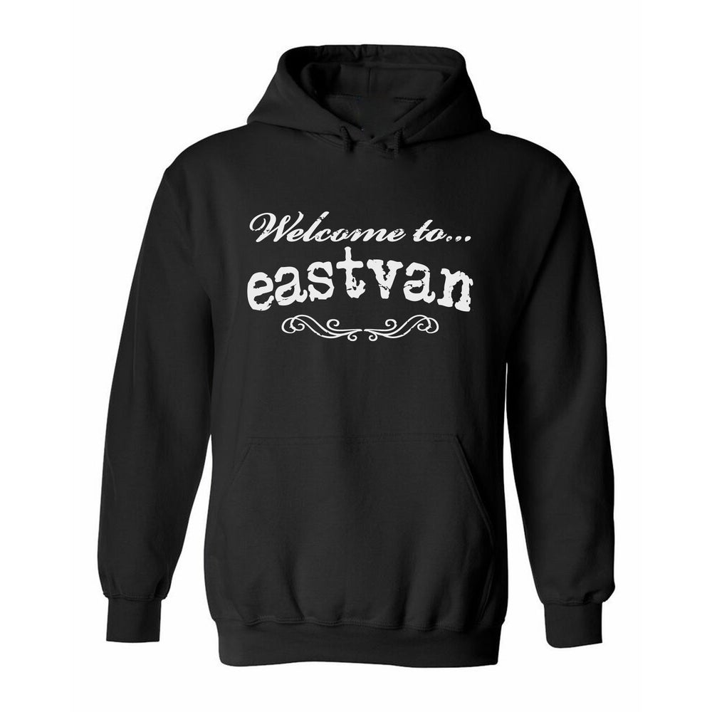 Image of Welcome to... eastvan hoodie