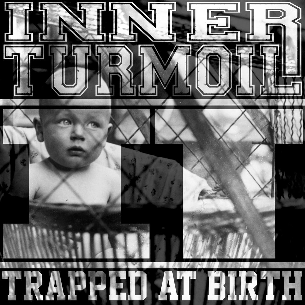 Image of Inner Turmoil - Trapped At Birth CDEP Digipack