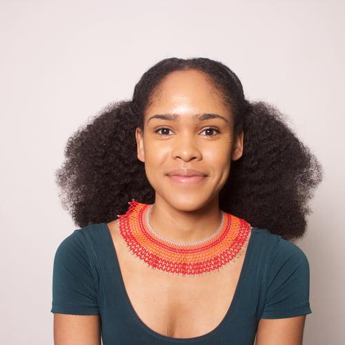 Image of Ntombi White Necklace