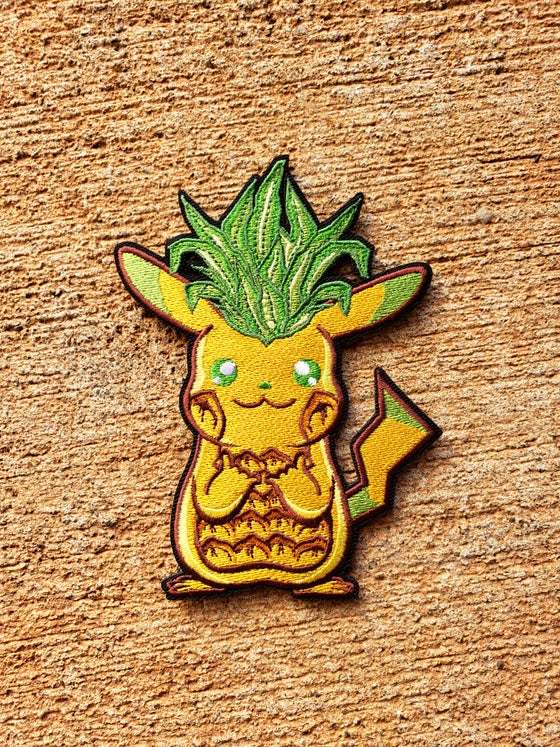 Image of Pika Pineapple