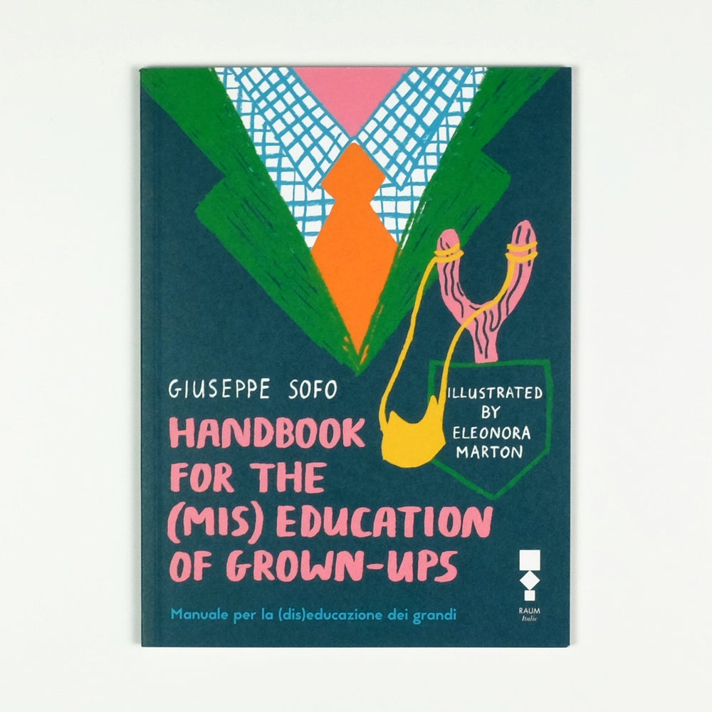 Image of Handbook for the (mis)education of grown-ups