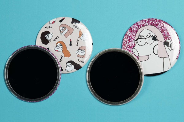 Image of Miroirs de poche / Pocket Mirrors
