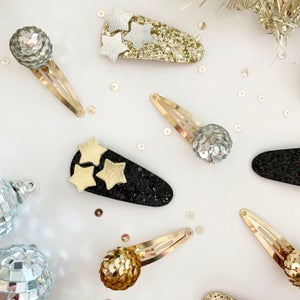 Image of NYE Hair Clips