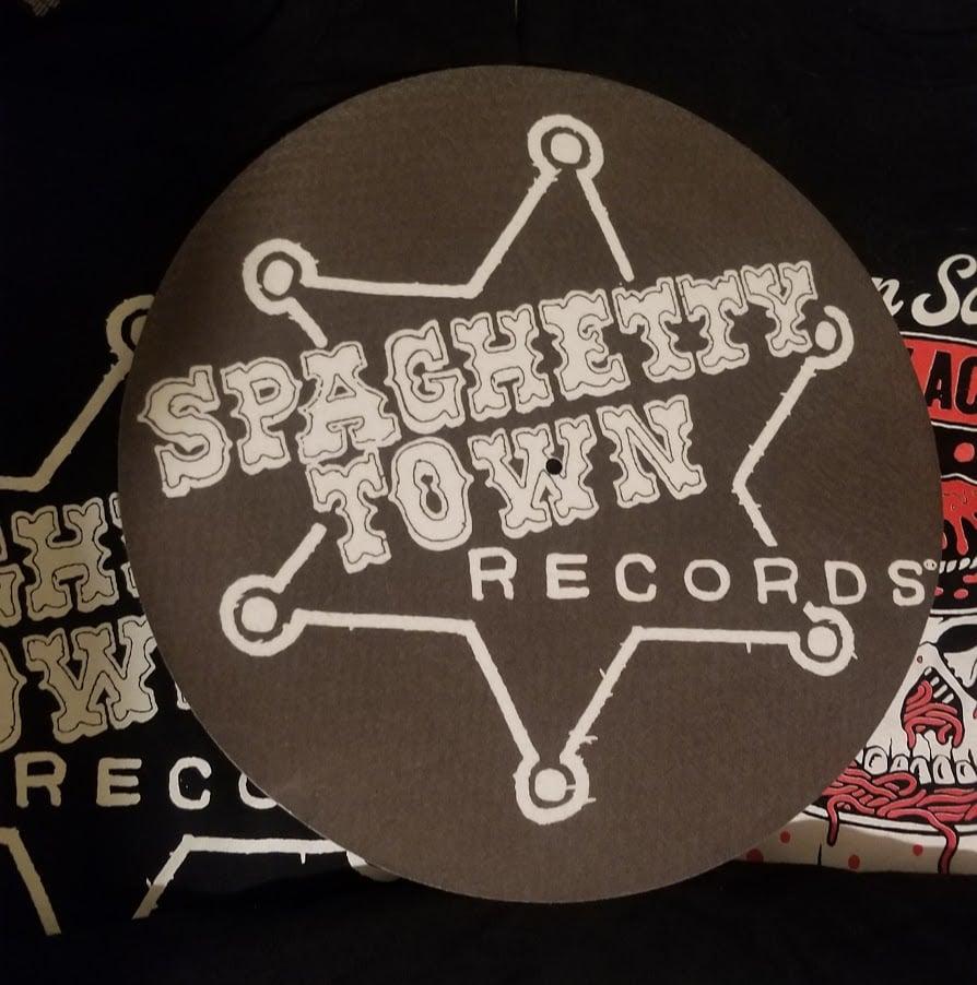 Spaghetty Town Slip Mat