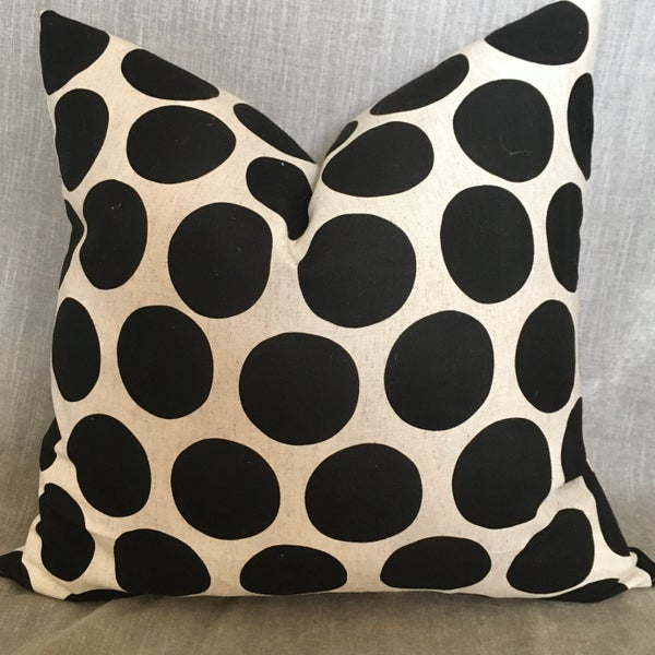Image of Big Dots Cushion